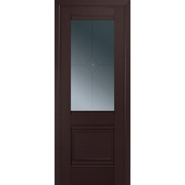 2U Тёмно-коричневый