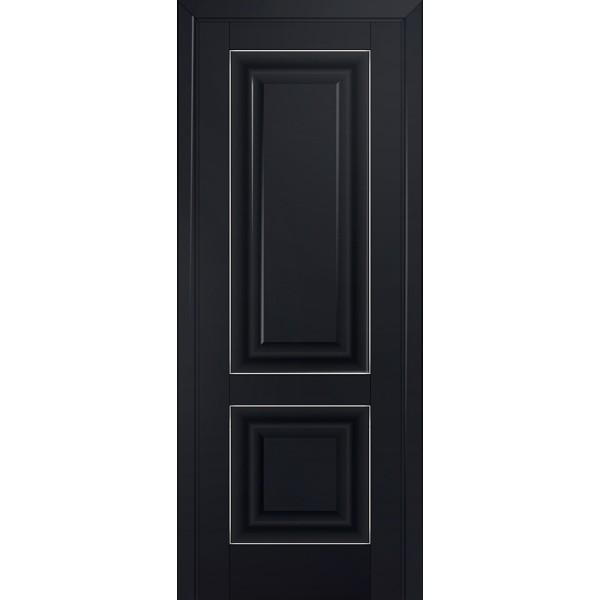 U27 Черный матовый