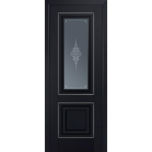 U28  Черный матовый